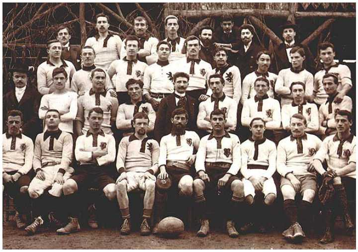 Rugby 1899